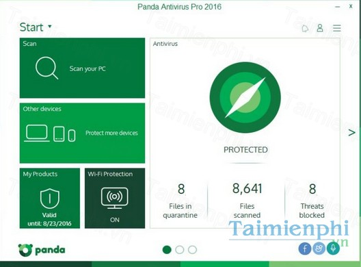 download panda antivirus pro