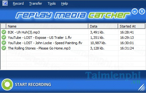 download replay media catcher