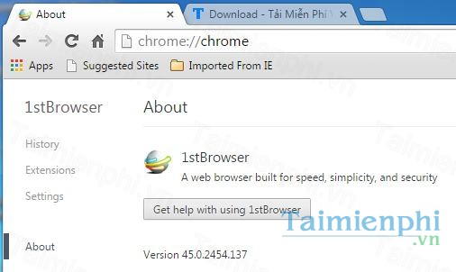 1stBrowser