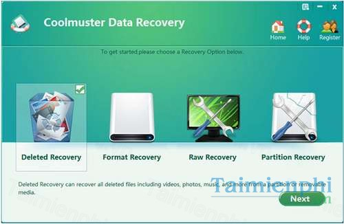 Coolmuster Data Recovery