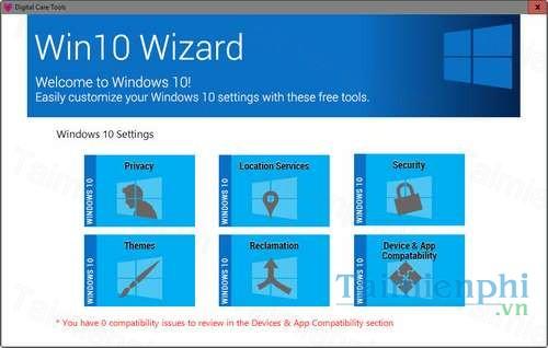 Win10 Wizard