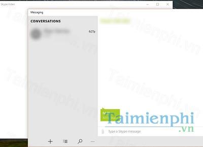 Messaging cho Windows 10