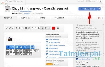 Open Screenshot