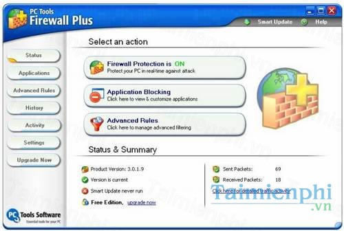 download pc tools firewall plus free edition