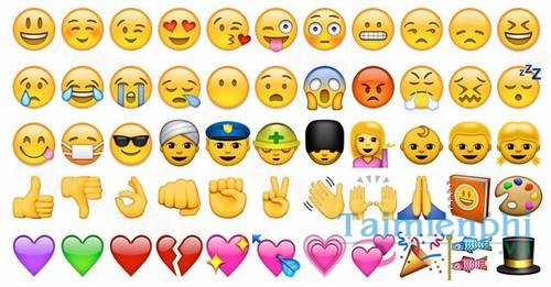 download font emoji cho mobile