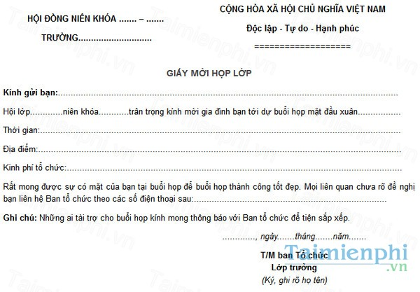 download giay moi hop lop