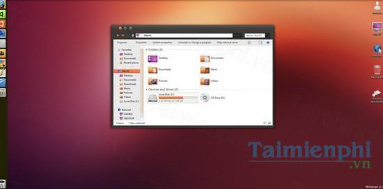 download ubuntu skinpack