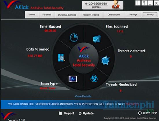 download akick total security