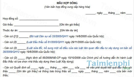 download hop dong dau thau