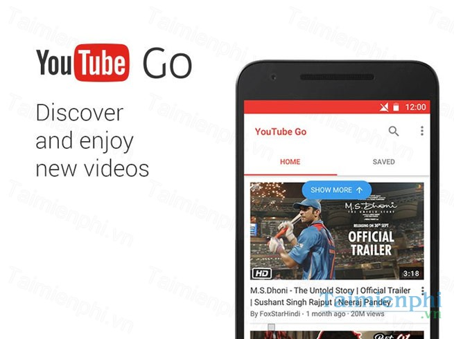 download youtube go