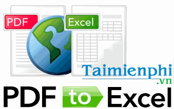 download pdf to excel converter