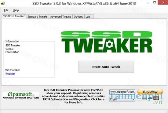 download ssd tweaker