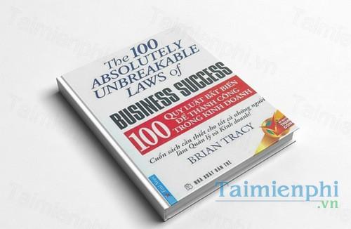 download 100 quy luat bat bien de thanh cong trong kinh doanh