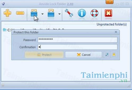 download anvide lock folder