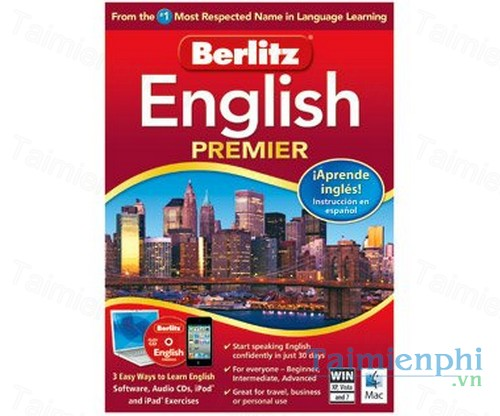 download berlitz english premier