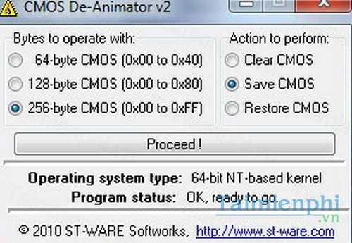 download cmos de animator 32 bit
