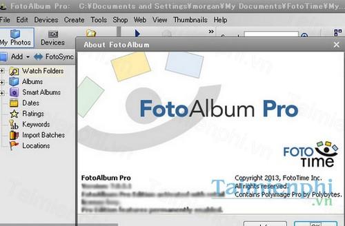 download fotoalbum pro
