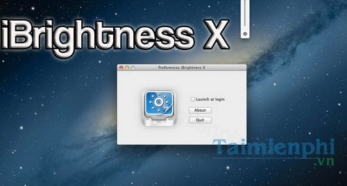 download ibrightnes