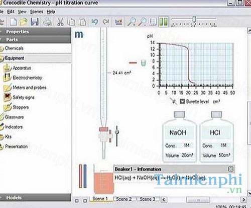 download portable crocodile chemistry