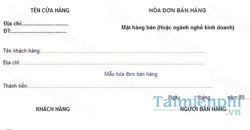 download hoa don ban hang