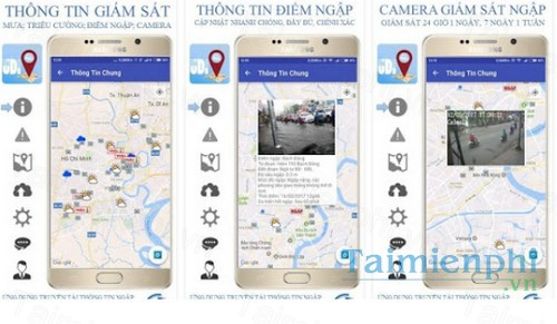 download udi maps cho android