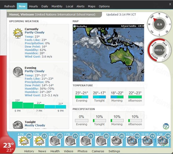 download weather watcher live