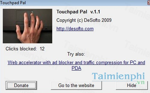 download touchpad pal