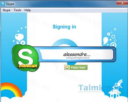 download skype launcher