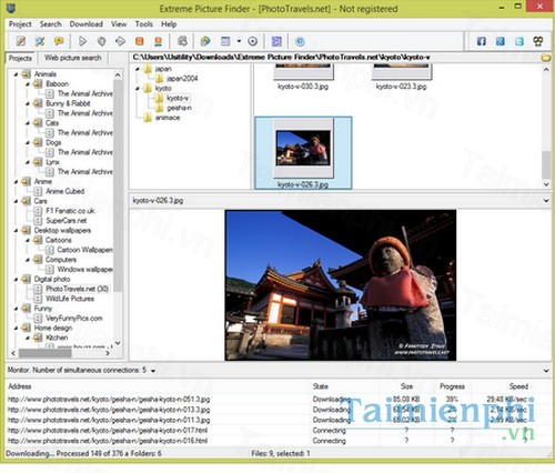 download extreme picture finder