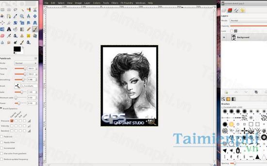 download gimp paint studio for linux