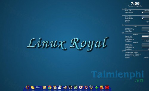download linux royal lts