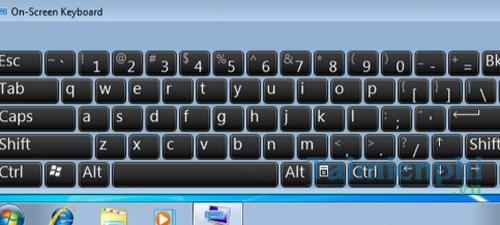 download on screen keyboard