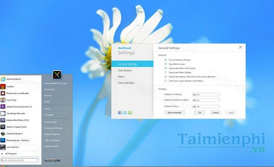 download start-menu 8