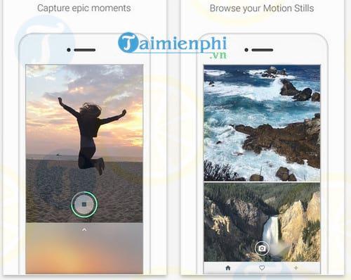 Motion Stills cho iOS