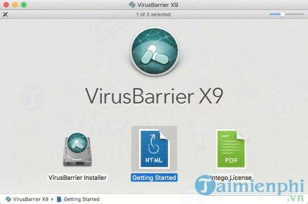 Intego VirusBarrier X9 for Mac
