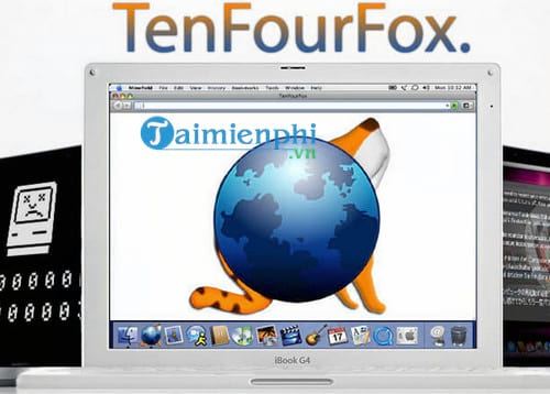 TenFourFox for Mac
