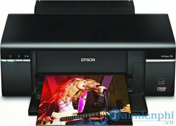 Driver máy in Epson Stylus Printer T60