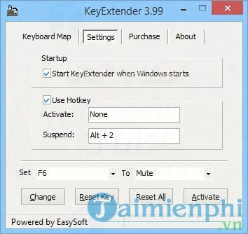 Key Extender