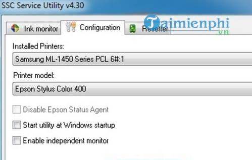 SSC Service Utility