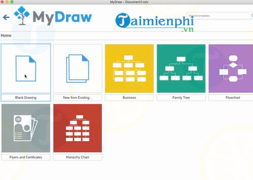 MyDraw for Mac