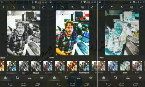 Adobe Photoshop Express cho Windows Phone