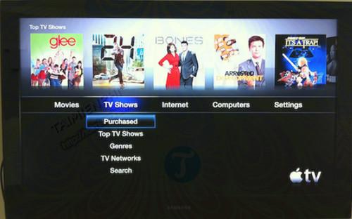Apple TV Firmware for Mac