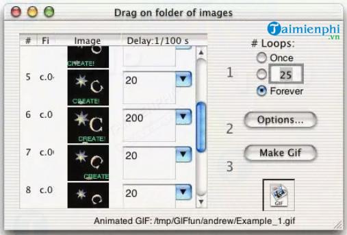 GIFfun for Mac