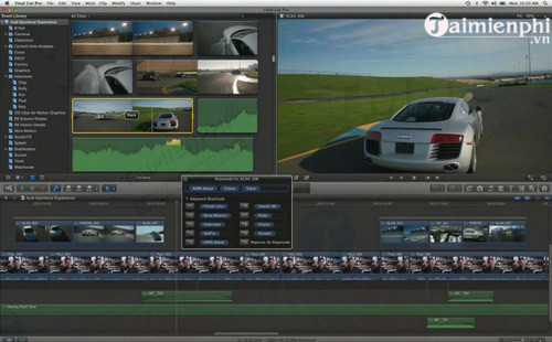 Final Cut Pro for Mac