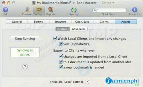 BookMacster for Mac