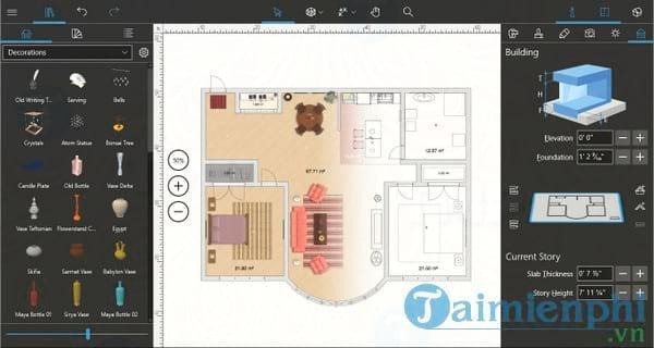 Live Home 3D Store App