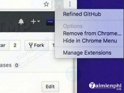 Refined GitHub for Mac