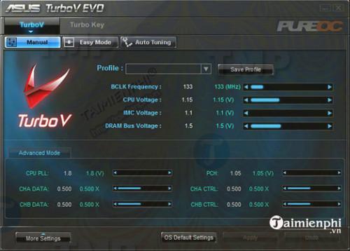 ASUS TurboV EVO