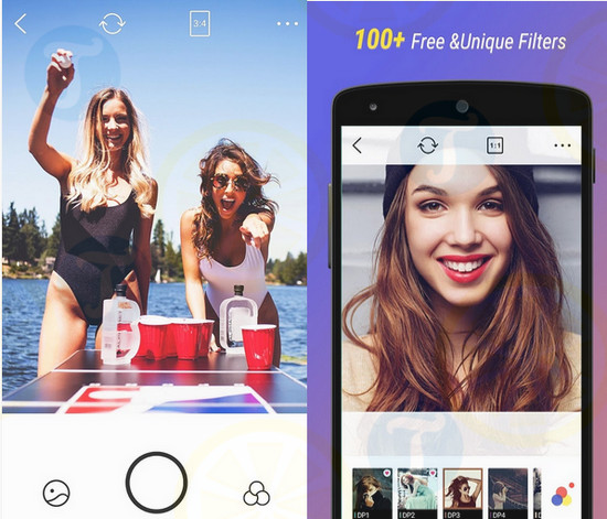 BestMe Selfie Camera for Android