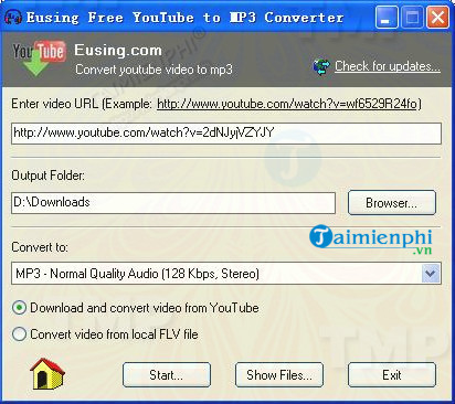 YouTube Downloader Converter
